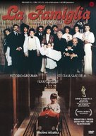 La famiglia - Italian Movie Cover (xs thumbnail)