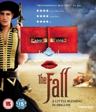 The Fall - British Blu-Ray movie cover (xs thumbnail)