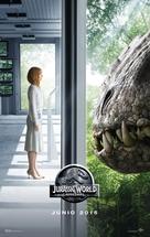 Jurassic World - Argentinian Movie Poster (xs thumbnail)