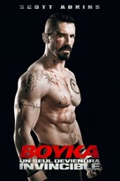 Boyka: Undisputed IV - French Movie Cover (xs thumbnail)