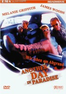 Another Day in Paradise - German DVD cover (xs thumbnail)