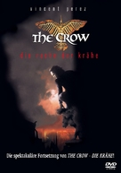 The Crow: Salvation - German poster (xs thumbnail)