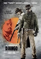 Django Unchained - Spanish Movie Poster (xs thumbnail)