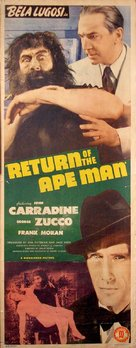 Return of the Ape Man - Movie Poster (xs thumbnail)