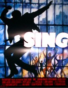Sing - French Movie Poster (xs thumbnail)