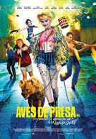 Harley Quinn: Birds of Prey - Spanish Movie Poster (xs thumbnail)