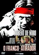 The Deer Hunter - Brazilian DVD movie cover (xs thumbnail)