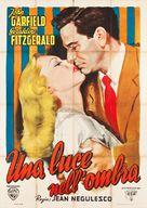 Nobody Lives Forever - Italian Movie Poster (xs thumbnail)