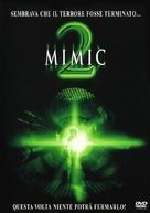 Mimic 2 - Spanish DVD cover (xs thumbnail)