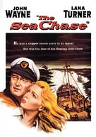 The Sea Chase - DVD movie cover (xs thumbnail)