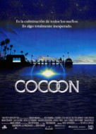 Cocoon - Spanish Movie Poster (xs thumbnail)