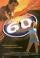 Interstate 60 - Spanish Movie Poster (xs thumbnail)