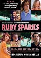 Ruby Sparks - Lebanese Movie Poster (xs thumbnail)