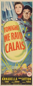 Tonight We Raid Calais - Movie Poster (xs thumbnail)