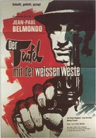 Le doulos - German Movie Poster (xs thumbnail)