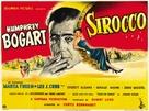 Sirocco - British Movie Poster (xs thumbnail)