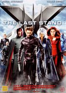 X-Men: The Last Stand - Danish Movie Cover (xs thumbnail)