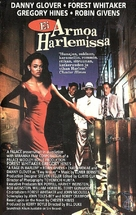 A Rage in Harlem - Finnish VHS cover (xs thumbnail)