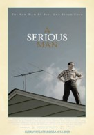 A Serious Man - Finnish Movie Poster (xs thumbnail)
