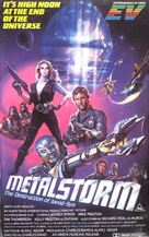 Metalstorm: The Destruction of Jared-Syn - VHS movie cover (xs thumbnail)