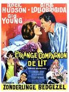 Strange Bedfellows - Belgian Movie Poster (xs thumbnail)