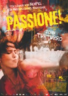 Passione - German Movie Poster (xs thumbnail)