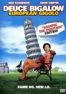 Deuce Bigalow: European Gigolo - DVD movie cover (xs thumbnail)