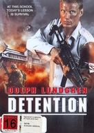 Detention - New Zealand Movie Cover (xs thumbnail)