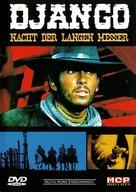 Ciakmull - L'uomo della vendetta - German DVD cover (xs thumbnail)