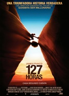 127 Hours - Mexican Movie Poster (xs thumbnail)