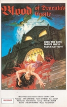 Blood of Dracula's Castle - Finnish VHS movie cover (xs thumbnail)