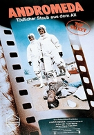 The Andromeda Strain - German Movie Poster (xs thumbnail)