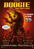 Boogie al aceitoso - French Movie Poster (xs thumbnail)