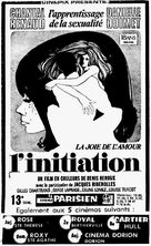 L'initiation - poster (xs thumbnail)