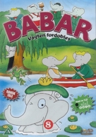 """Babar"" - Danish DVD movie cover (xs thumbnail)"