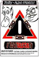 I tartassati - Italian Movie Poster (xs thumbnail)