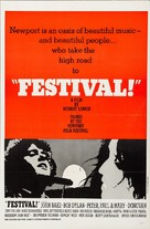 Festival - Movie Poster (xs thumbnail)