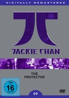 The Protector - German DVD cover (xs thumbnail)