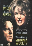 Who's Afraid of Virginia Woolf? - DVD cover (xs thumbnail)