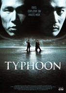 Typhoon - French Movie Cover (xs thumbnail)