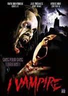 Song of the Vampire - French Movie Poster (xs thumbnail)