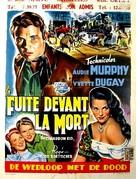 The Cimarron Kid - Belgian Movie Poster (xs thumbnail)
