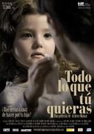 Todo lo que tú quieras - Spanish Movie Poster (xs thumbnail)