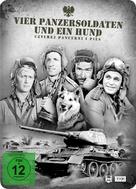 """Czterej pancerni i pies"" - German Movie Cover (xs thumbnail)"