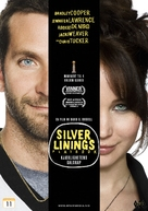 Silver Linings Playbook - Norwegian DVD movie cover (xs thumbnail)