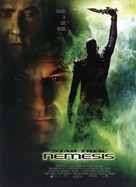 Star Trek: Nemesis - Spanish Movie Poster (xs thumbnail)