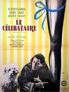 Scapolo, Lo - French Movie Poster (xs thumbnail)