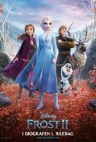 Frozen II - Danish Movie Poster (xs thumbnail)