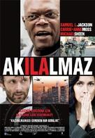 Unthinkable - Turkish Movie Poster (xs thumbnail)