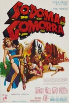 Sodom and Gomorrah - Finnish Movie Poster (xs thumbnail)